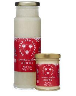 Savanah Bee Company Winter White Honey