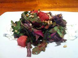 Salad Carolina's Bistro