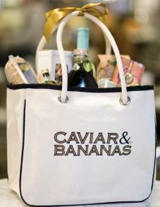 Caviar and Bananas Holiday Gifts