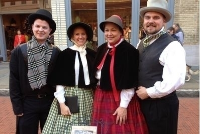 The Charleston Caroling Company