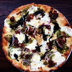 Monza special pizza
