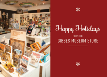 Happy Holidays Gibbes Museum