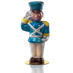 Chocolate Toy Soldier