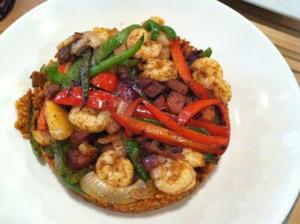 Market Jambalaya at Lowcountry Bistro