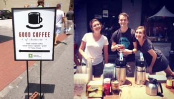 Good Coffee Company 2nd Sunday on King Street