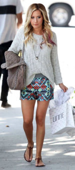 Ashley Tisdale Gigi Sandals