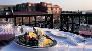 Harbour Club Terrace