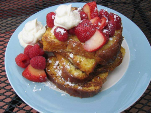 Toast! Charleston French Toast