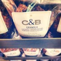 Caviar and Bananas Granola