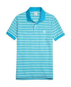Brooks Brothers Slim Fit Stripe Polo