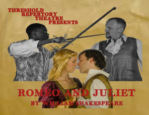 Threshold Repertory Theatre Romeo and Juliet
