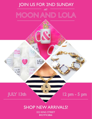 Moon and Lola 2nd Sunday on King Street