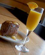 """Toast's famous """"Bottomless Mimosas"""""""