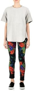Cynthia Rowley Dark Fruit Leggings