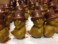 Christophe Artisan Chocolatier Spring Chocolates