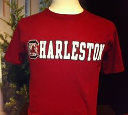 Charleston Gamecocks Tshirt