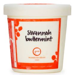 Jenis Splendid Ice Creams Savannah Buttermint