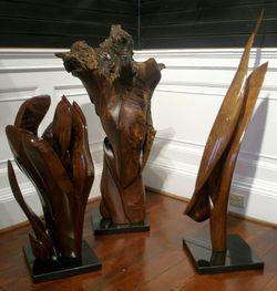 David Erdman Sculptures