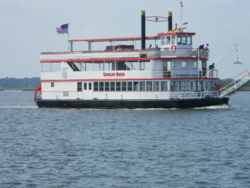 Carolina Queen Charleston Harbor Tours