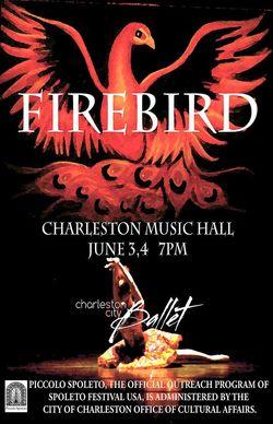 Charleston City Ballet Firebird