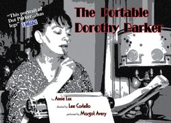 The Portable Dorothy Parker at Threshold Repertory Theatre