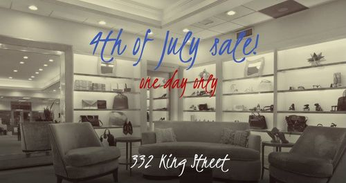 Bob Ellis Shoes 4th of July Sale