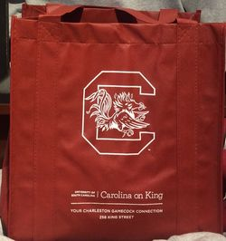 Carolina Gamecock Tote