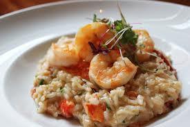 Amen Street Shrimp Risotto