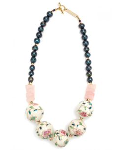 Lizzie Fortunato Jewels Disco Society Necklace
