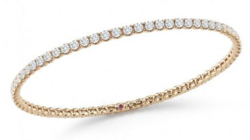 Roberto Coin Diamond Collection Bangles