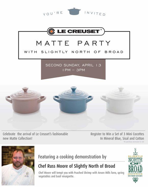 Le-Creuset-Matte-Party