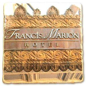Francis Marion Coaster by Carolina Coaster on 2nd Sunday at the Gibbes