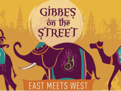 Gibbes on the Street East Meets West