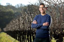 Winemaker Tadeo Borchardt