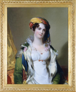 Mrs. Robert Gilmor Jr by Thomas Sully