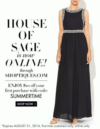 House of Sage Shoptiques