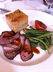Halls Chophouse Restaurant Week