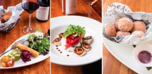 Fish Restaurant Selection for Fall Restaurant Week