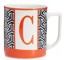 C. Wonder Monogram Mugs