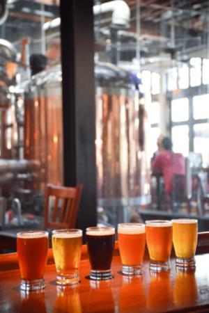 Southend Brewery & Smokehouse Brews