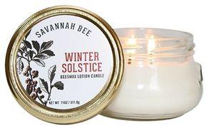 Savannah Bee Company Beeswax Lotion Candle2