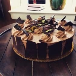 Christophe Artisan Chocolatier Opera Cake