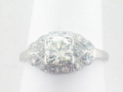 Joint Venture Estate JewelersDiamond Ring