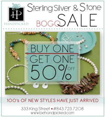 Handpicked Sterling and Stone Sale