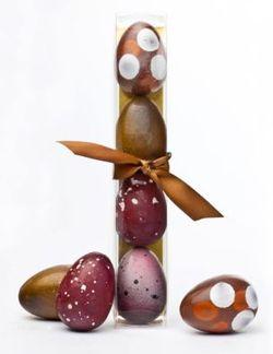Christophe Hand-Painted Praline Eggs