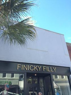 The Finicky Filly