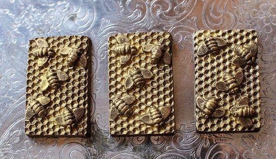 Kingstreetantiquedistrict Wildflower Honeycomb Chocolate