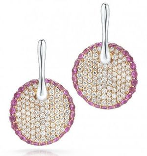 Roberto Coin Fantasia Earrings