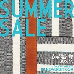 IBU Summer Sale