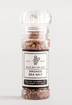 Bulls Bay Smoked Sea Salt